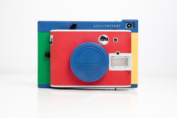 Câmera Fotográfica Instantânea Lomo Instant