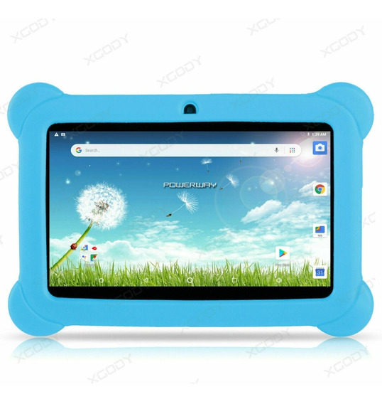 Tablet Tableta Didactica Para Niños 7 16gb+1ram+android 8.1