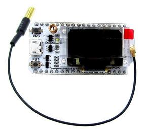 Placa Lora Esp32 Sx1278 Display Oled Wifi Bluetooth 433mhz
