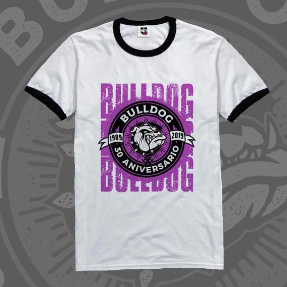 Remera De Mujer Bulldog 30 Aniversario