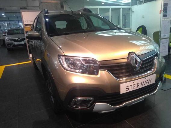 Renault Sandero Stepway Phs Intens 1.6 Cvt