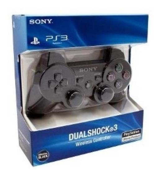 Controle Ps3 Dualshock 3 Wireless Primeira Linha Playstation