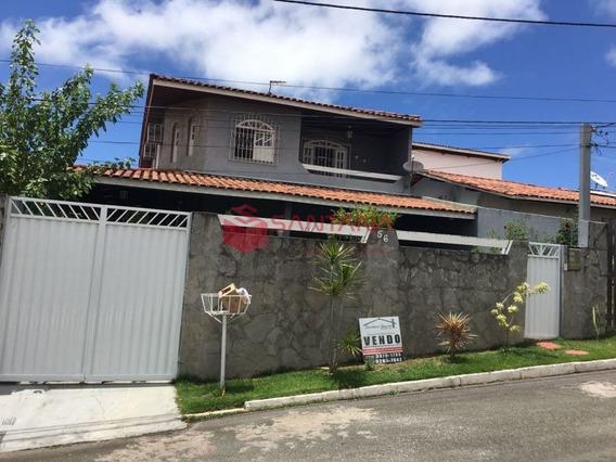 Casa 3/4 No Recreio De Ipitanga! - 931507151