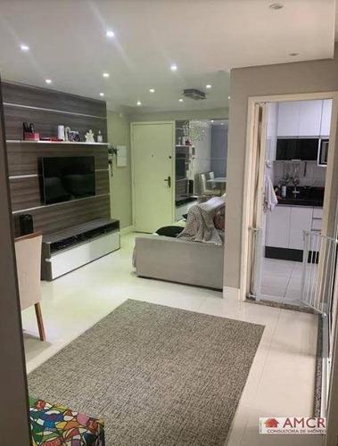 Imagem 1 de 24 de Apartamento Com 2 Dormitórios À Venda, 57 M² Por R$ 400.000,00 - Vila Medeiros - São Paulo/sp - Ap0853