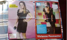 Dois Posteres Viviane Pasmanter