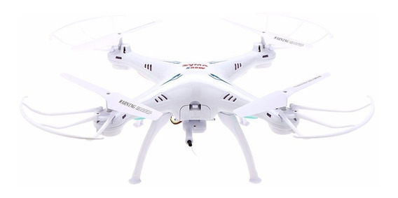 Drone Syma X5sw Com Câmera De Transmissão Em Tempo Real