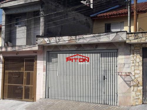Sobrado Com 2 Dormitórios À Venda, 120 M² Por R$ 480.000,00 - Vila Ponte Rasa - São Paulo/sp - So2929