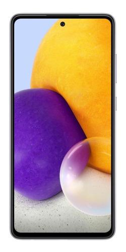 Celular Smartphone Samsung Galaxy A72 A725m 128gb Preto - Dual Chip