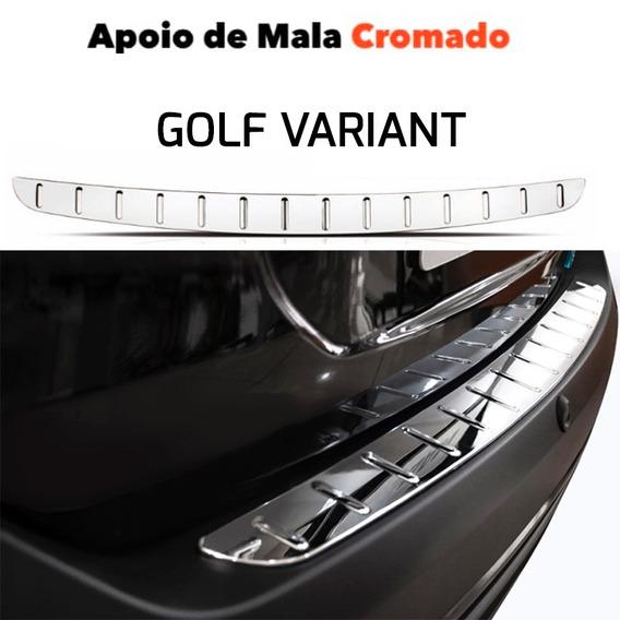 Protetor Cromado De Porta Malas Para Vw Golf Variant
