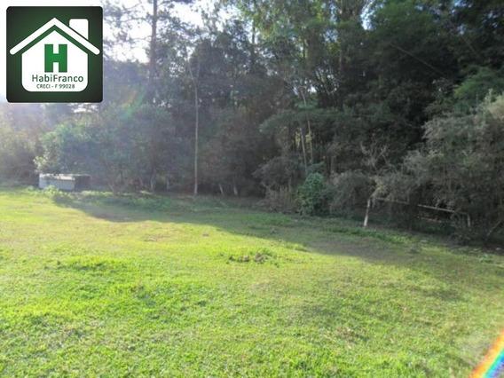 Chácara Em Terreno Plano, A 1800m Do Asfalto, Com Lago - Ch00007 - 32618057