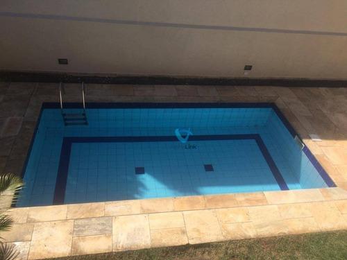 Casa Com 4 Dormitórios À Venda, 358 M² Por R$ 1.600.000,00 - Alphaville 09 - Santana De Parnaíba/sp - Ca1427