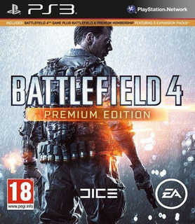 Battlefield 4 Premium Edition Ps3 Digital | Disponible