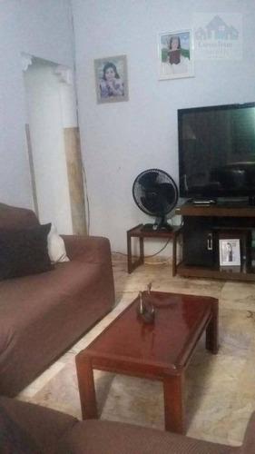 Casa À Venda, 85 M² Por R$ 1.099.000,00 - Marapé - Santos/sp - Ca0403