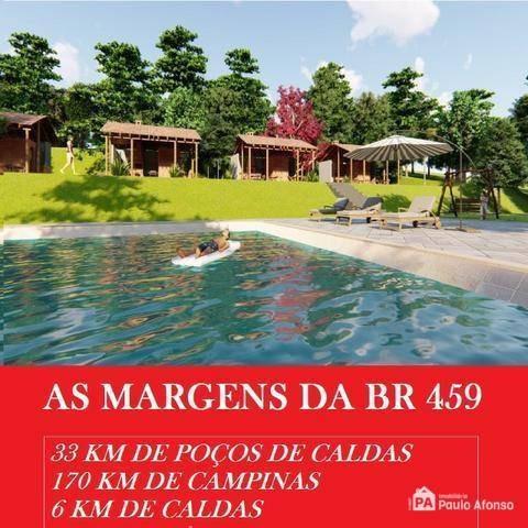 Chácara Residencial À Venda, Bocaina, Caldas - . - Ch0028