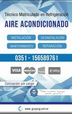 Instalación-reparación-mantenimiento De Aire Acondicionado