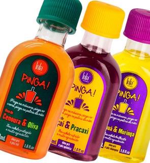 Aceite Ultraconcentrado Pinga Capilar Lolacosmetics Liberad