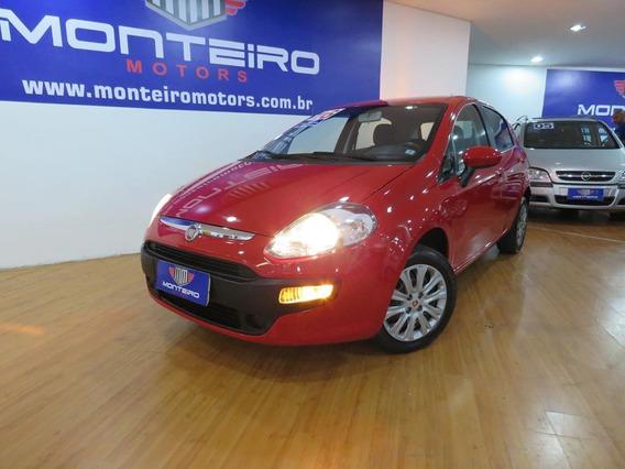 Fiat Punto 1.4 Attractive 8v Flex Completo Excelente Estado