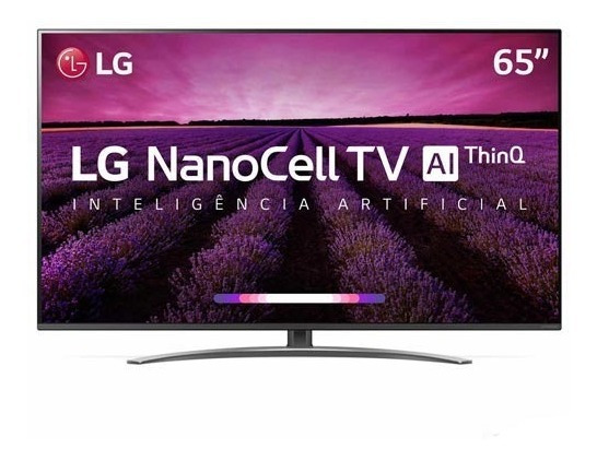 Smart Tv Nanocell 4k Lg Led 65 Webos 4.5 65sm8100psa