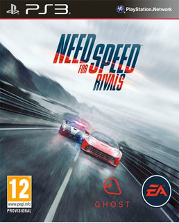 Ps3 Need For Speed Rivals Juego Digital 7gb