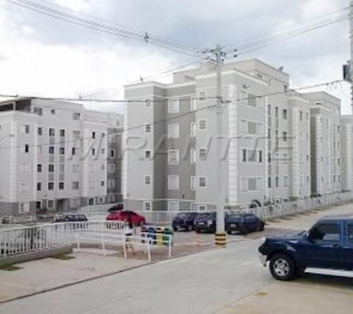 Apartamento Em Brasilândia - São Paulo, Sp - 145605