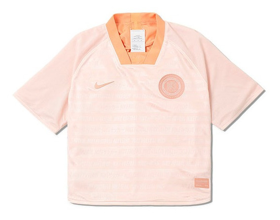 Remera Camiseta Reversible Nike F.c Dri-fit Mujer