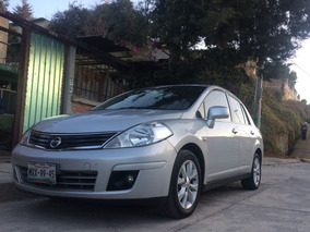 Nissan Tiida 2010 Aut Emotion 1.8 L