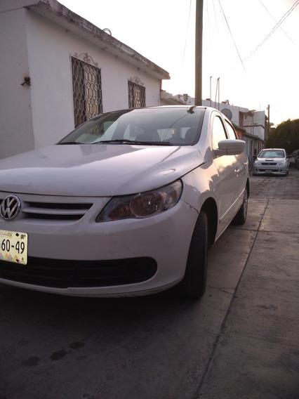 Volkswagen Gol 1.6 Comfortline Ra Aa Mt 2010