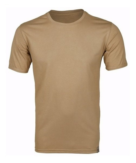 Camiseta Masculina Militar Coyote, Camisa, Militar