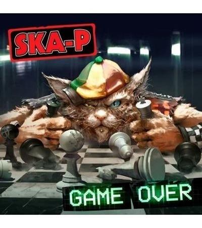 Ska-p Game Over - 2 Vinilos Ska P Vinilo Lp Nuevo Cerrado