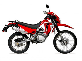 Vendo Moto Yumbo Dakar 125 Año 2012