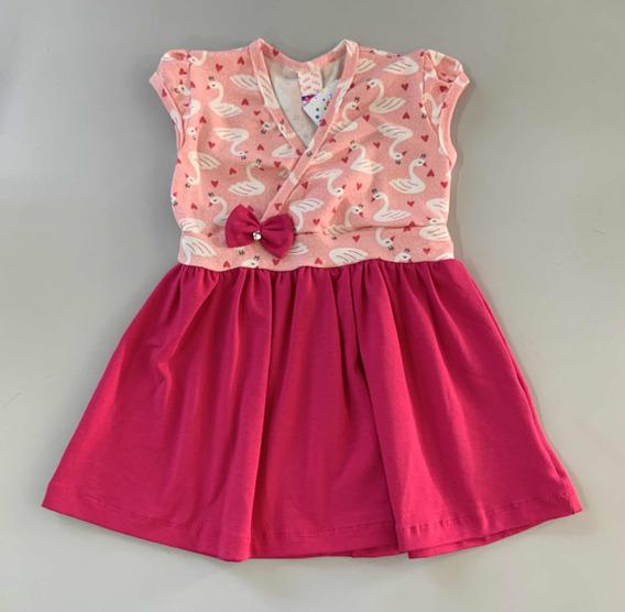 Vestido Bebê Coleção Verão 2020 N° 1, 2, 3, 4
