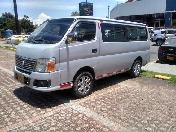 Nissan Urvan Vendo Nissan Urvan