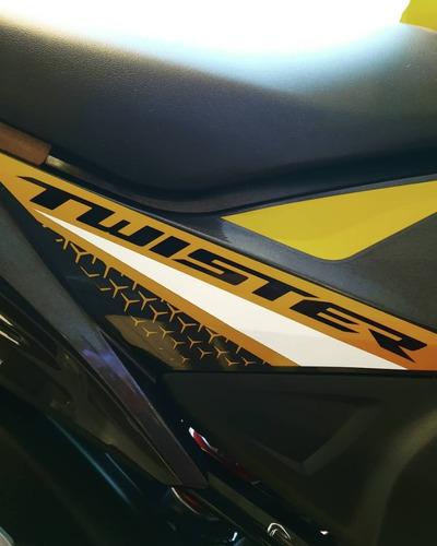 Honda Twister Cb 250 Fcia C/tarjetas Titan Tornado Motopier