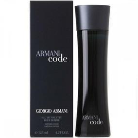 Armani Code Giorgio Armani 125ml Masculino Lacrado Original