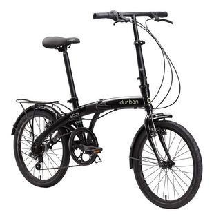 Bicicleta Portatil Dobravel Leve 6 Marchas Eco+