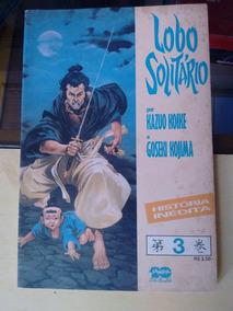 Lobo Solitário 3 - Ed. Sampa