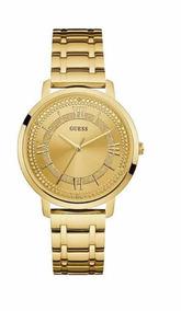Relógio Feminino Guess Dourado