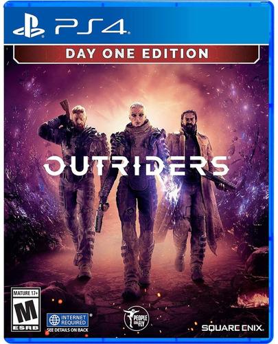 Imagen 1 de 5 de Outriders - Playstation 4