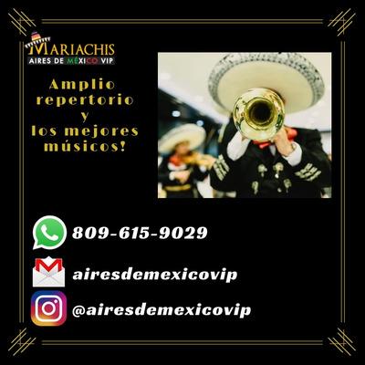 Mariachis En Santo Domingo - Bodas, Eventos, Fiestas Rd