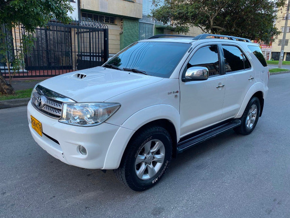 Toyota Fortuner D4d Full Equipo 4x4
