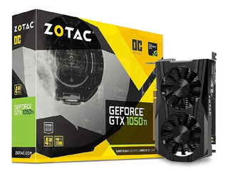 Zotac Geforce Gtx 1050 Ti Oc Edition 4gb Gddr5 Super Compact
