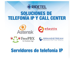 Central Telefonica Asterisk Elastix Call Center Telefonos