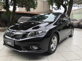 Honda Civic 1.8 Exs Flex Aut. 4p 2012/2012
