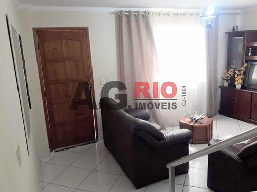 Casa Em Condomínio-à Venda-bento Ribeiro-rio De Janeiro - Vvcn20049