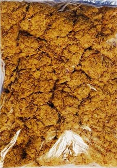 Carne Machaca Res 100% Sonorense 1kg Para Negocio