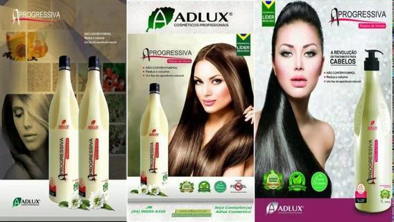 Kit Progressiva S/ Formol+shampoo Original Pronta Entrega