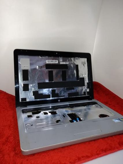 Carcaça Notebook Compaq Presario Cq42-211br Usada L.1105