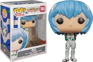 Rei Ayanami Neon Genesis Evangelion Funko Pop Original