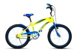 Bicicleta Topmega Crossboy Rodado 20 Niño