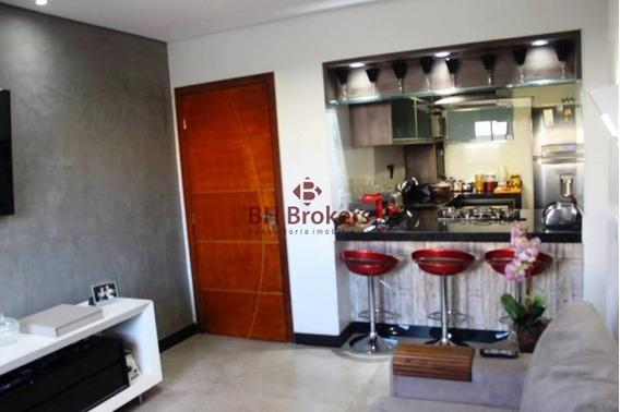 Apartamento 2 Quartos Com Suite No Gutierrez. - 7671